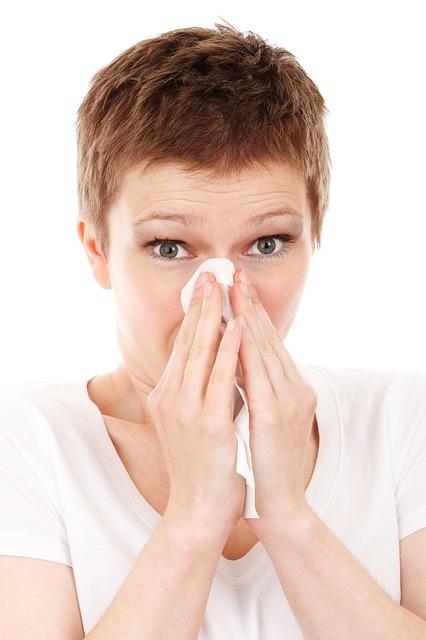rechercher un soulagement des allergies