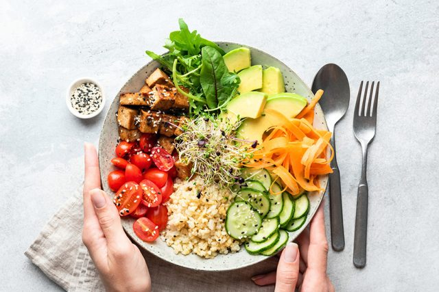 5 règles pour un repas équilibré