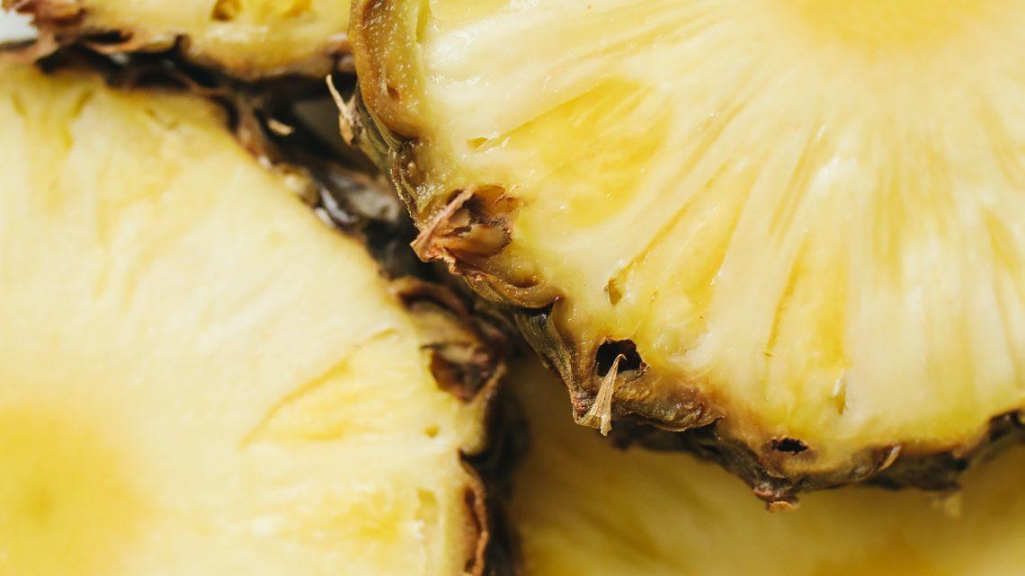 Avantages pour la santé de l'ananas