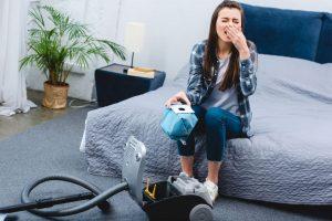 Rhinite allergique : symptômes, causes et diagnostique